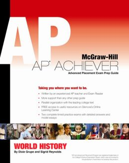 AP Achiever Advanced Placement Exam Preparation Guide: World History