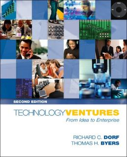 Technology Ventures: From Idea to Enterprise with Student DVD