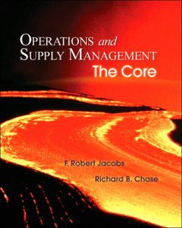 Operations and Supply Management with Student DVD-ROM