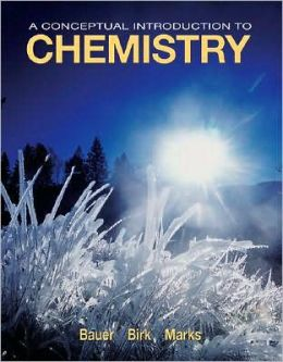 A Conceptual Introduction to Chemistry