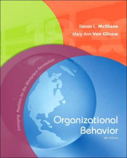 Organizational Behavior with Online Learning Center Access Card