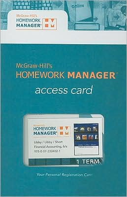 Homework Manager Card
