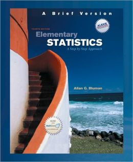 Elementary Statistics: A Brief Version w/Data Disk