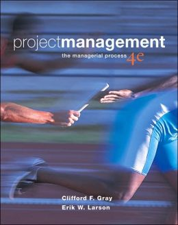 Project Management: The Managerial Process: with MS Project CD + Student CD