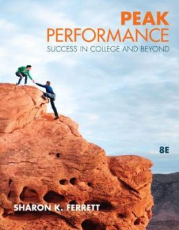 Peak Performance: Success in College and Beyond