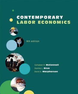 Contemporary Labor Economics