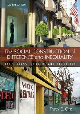social constructs of gender and sexuality The dominant discourse shaping most social science research on sex and  social constructionist critiques of essentialist theorising of sexuality emerged from.