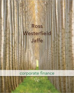 Corporate Finance (NOT FOR INDIVIDUAL SALE)