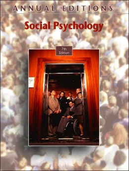 Annual Editions: Social Psychology