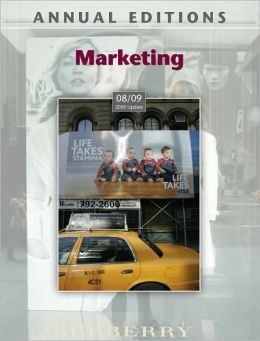 Marketing 08/09