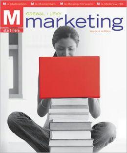 M : Marketing - Text