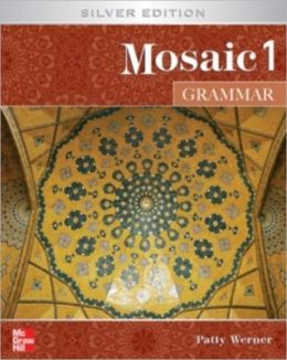Mosaic 1 Grammar Student Book: Silver Edition