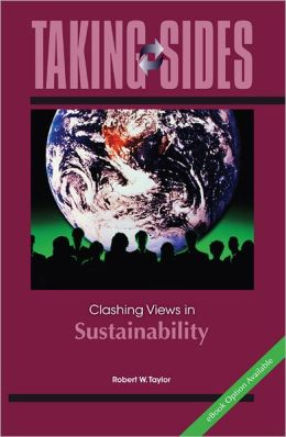 Taking Sides: Clashing Views in Sustainability
