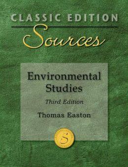 Classic Edition Sources: Environmental Studies