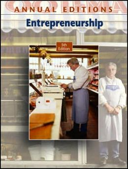 Annual Editions: Entrepreneurship