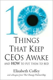 10 Things That Keep CEOs Awake and How to Put them to Bed
