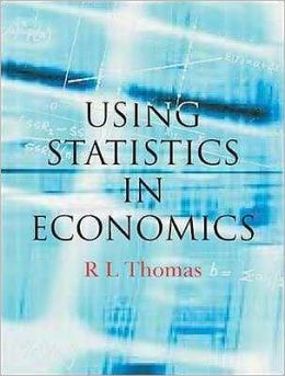 Using Statistics in Economics