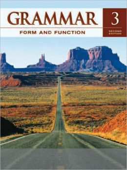 Grammar Form and Function Level 3 Student Book 2nd Edition
