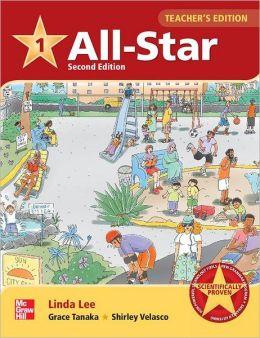 All Star Level 1 Teacher's Edition 2nd Edition