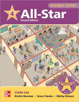 All Star Level 4 Teacher's Edition 2nd Edition