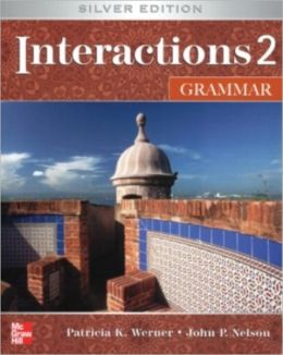 Interactions 2 Grammar Student Book + e-Course Code: Silver Edition