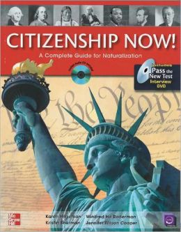 Citizenship Now! Student Book with Pass the Interview DVD and Audio CD 3rd Edition