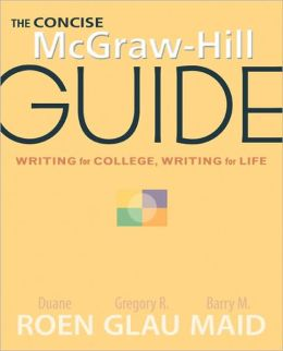 Concise: Writing for College, Writing for Life