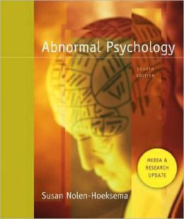 Abnormal Psychology Media and Research Update with MindMap CD