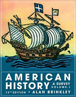 American History: A Survey, Volume 1