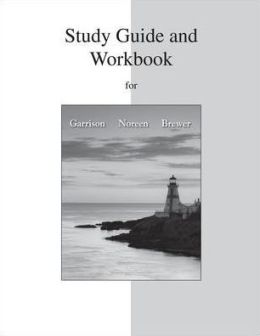 Student Workbook/Study Guide for Managerial Accounting
