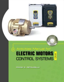 Activities Manual for Electric Motors and Control Systems