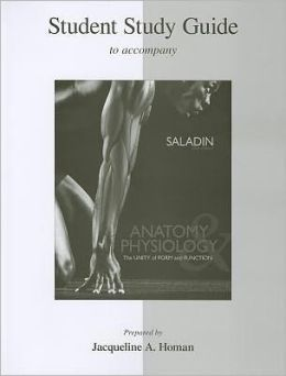 Student Study Guide for Anatomy & Physiology