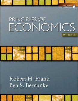 Principles of Economics Brief Edition + Economy 2009 Update
