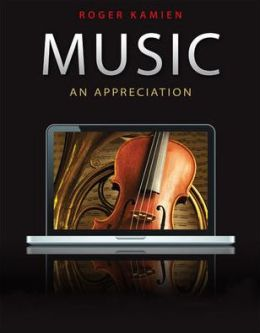 Music : An Appreciation