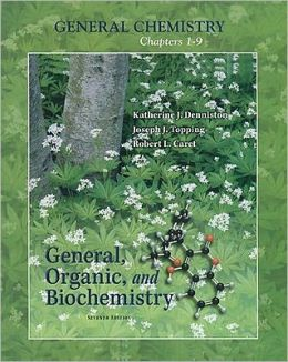 Chemistry (from General, Organic, and Biochemistry)