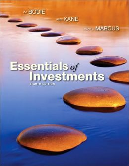 Essentials of Investments with S&P card + Connect Plus