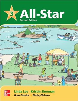 All Star Level 3 Student Book with Work-Out CD-ROM 2nd Edition