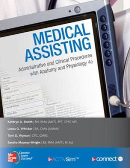 Medical Assisting: Administrative & Clinical Procedures Student CDs
