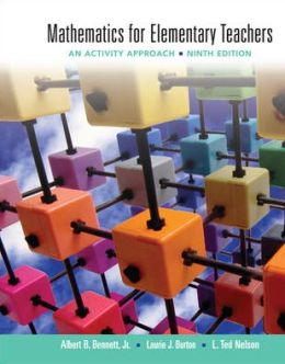 Mathematics for Elementary Teachers: An Activity Approach