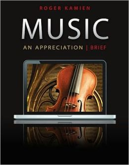 Music : Appreciation, Brief - With 5 CD's and Access