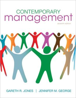 Contemporary Management with Connect Plus