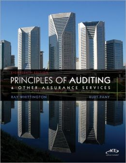 MP Loose-leaf Principles of Auditing & Assurance Services with ACL Software CD