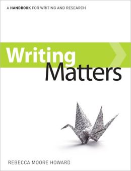 Writing Matters, Tabbed Preliminary Edition (Comb-bound) with Connect Composition Plus