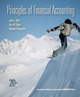 Principles of Financial Accounting (Ch 1-17) with Connect Plus
