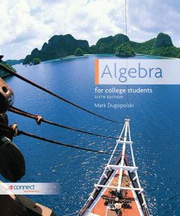 Algebra for College Students w/ Connect Plus Access Card
