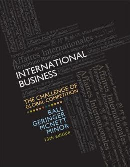 International Business: The Challenge of Global Competition - With Access