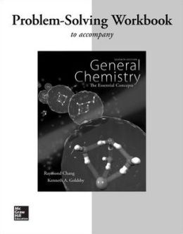 Workbook With Solutions To Accompany General Chemistry: The Essential Concepts