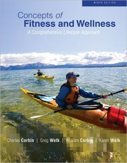 Concepts of Fitness and Wellness w/ CNCT Plus Access Card
