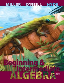 Beginning And Intermediate Algebra W/ Aleks User Guide &Amp; 52 Week Access Code