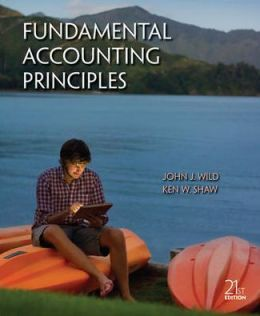 Fundamental Accounting Principles with Connect Plus